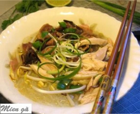 Glasnudel Suppe Rezept Mit Bild Kochbar De