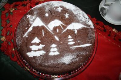 Schoko-Schock-Kuchen hell oder dunkel - Rezept