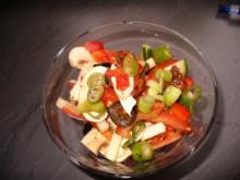 Gemüsecocktail - Rezept
