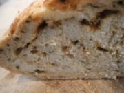 Brot/Brötchen: Partybrot - Rezept