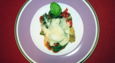 Verdure al forno con formaggio - Rezept