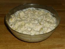 Obstjoghurt - Rezept