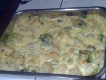 Blumenkohl - Broccoli - Auflauf - Rezept
