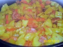 Kartoffel - Plow - Rezept
