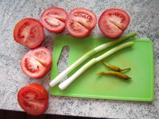 Tomate Mozzarella Dieter´s Art - Rezept - Bild Nr. 3