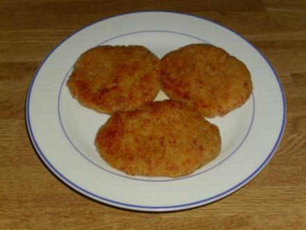 Kartoffel-Wurst Schnitzel - Rezept