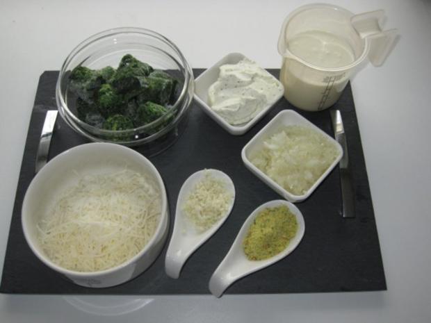 Raviolis mit Spinat-Käse-Füllung - Rezept - Bild Nr. 6