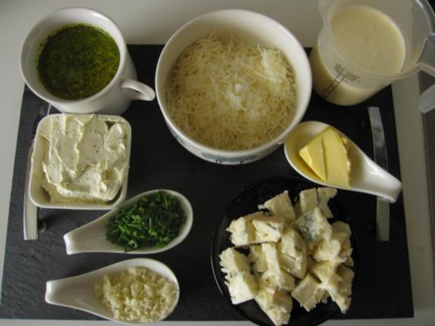 Raviolis mit Spinat-Käse-Füllung - Rezept - Bild Nr. 10