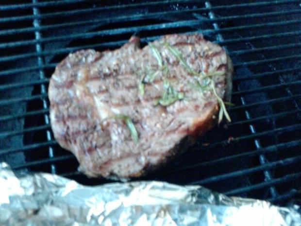 Entrecôte grillée à la perfection - Entrecote perfekt gegrillt - Rezept - Bild Nr. 4