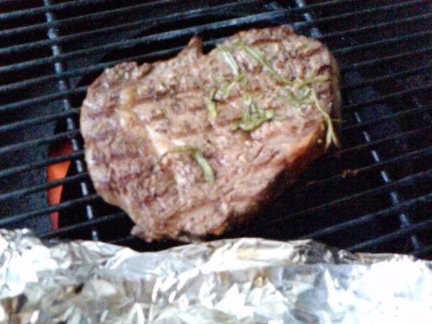 Entrecôte grillée à la perfection - Entrecote perfekt gegrillt - Rezept - Bild Nr. 5