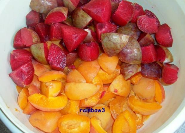Einmachen:  Aprikosen-Pluot-Marmelade - Rezept - Bild Nr. 2