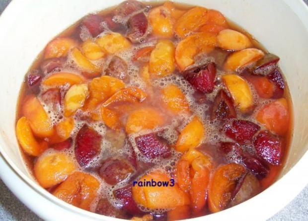 Einmachen:  Aprikosen-Pluot-Marmelade - Rezept - Bild Nr. 4