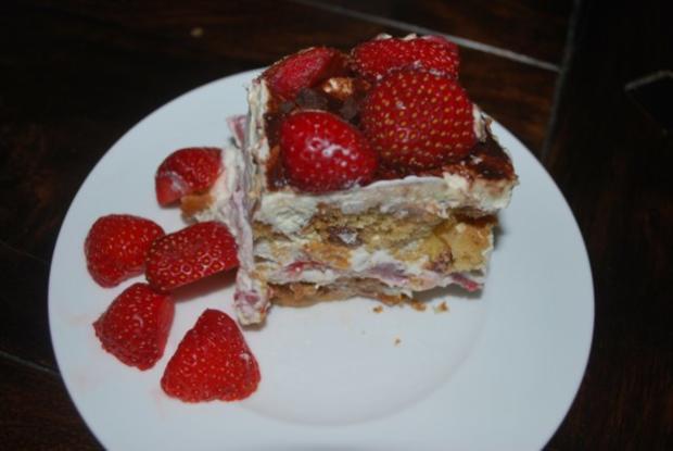 Erdbeer-Tiramisu - Rezept - Bild Nr. 5