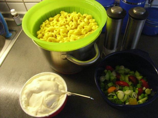 Tortellini Salat - Rezept - Bild Nr. 4