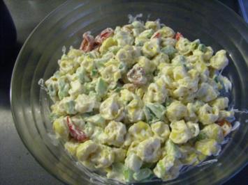Rezept: Tortellini Salat