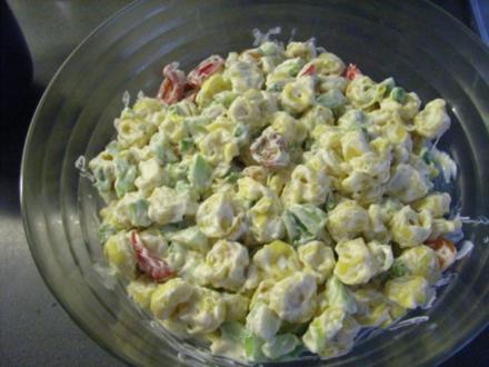Tortellini Salat - Rezept
