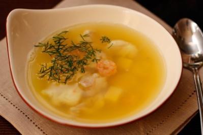 Norwegische Fischsuppe... - Rezept
