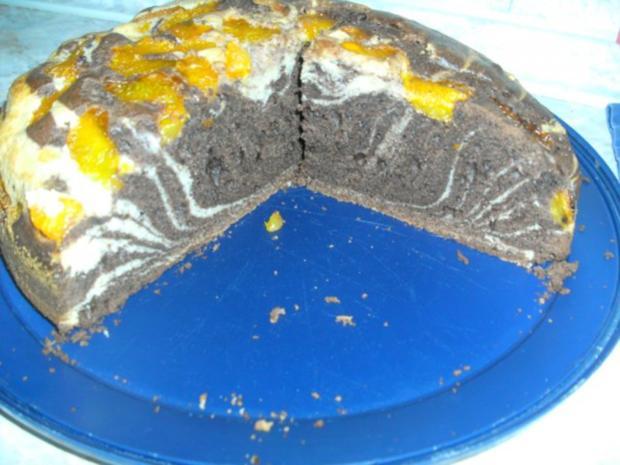 Mandarinen-Zauberkuchen - Rezept