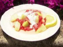Melonensalat - Rezept