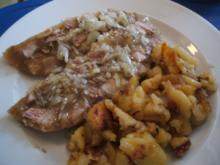 Fleisch: Sülze vom Knöchle (Eisbein) - selbstgemacht - Rezept
