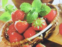 """Erdbeer""""salat"""" - Rezept"""