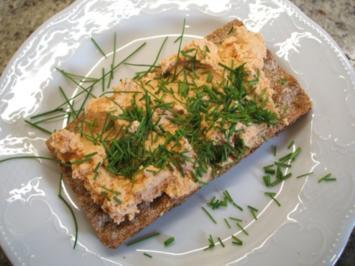 Frischkäse: Paprikafrischkäse mit Schnittlauch - Rezept
