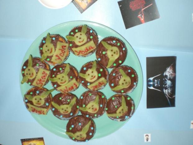Star Wars Joda Muffins - Rezept - Bild Nr. 2