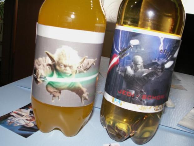 Star Wars Joda Muffins - Rezept - Bild Nr. 3