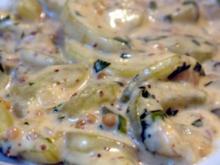 Gurken-Senf-Gemüse - Rezept