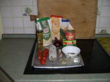 Ofenblechpizza für Holzbackofen! - Rezept