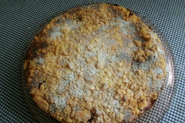 Kirsch Kase Streuselkuchen Rezept Mit Bild Kochbar De