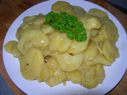 Schwäbischer Kartoffelsalat - Rezept