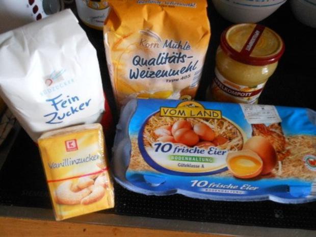 Pfannkuchen - kinderleicht - Rezept