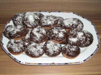 Himbeer-Muffins mit Kokosknusper - Rezept