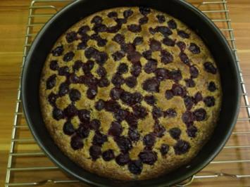 Gewürz-Kirsch-Kuchen - Rezept