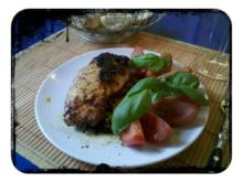 Geflügel: Pikantes Hähnchenbrustfilet für Singles - Rezept
