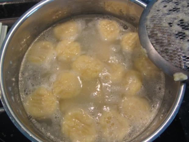 Gnocchi (selbstgemacht) - Rezept - Bild Nr. 2