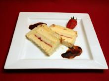 Limoncello-Lasagne - Rezept