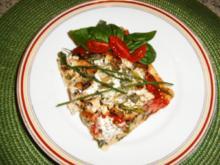 Puten-Tomaten-Kuchen - Rezept