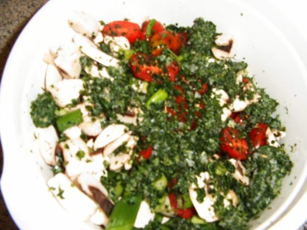 Puten-Tomaten-Kuchen - Rezept - Bild Nr. 5