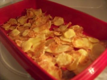 Rezept: Low-Calorie-Chips