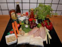 Chinapfanne mit Basmati-Reis - Rezept