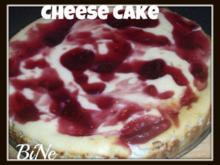 BiNe` S CHEESE CAKE - Rezept