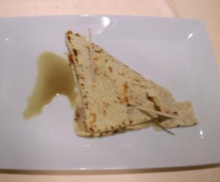 Tortillatasche mit marinierter Paprika und Hähnchen - Rezept