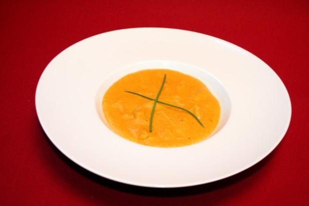 Caribbean Fever Creme-Suppe - Rezept