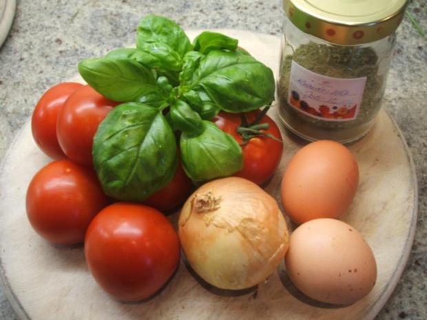 Suppen: Klare Tomatensuppe - Rezept - Bild Nr. 2