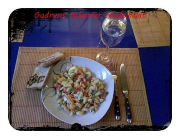 Salat: Scharfer Nudelsalat - Rezept - Bild Nr. 10