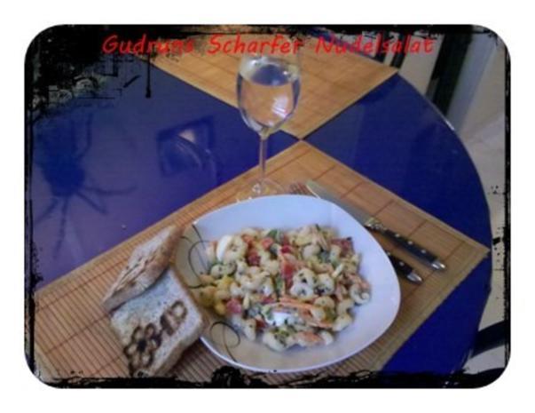 Salat: Scharfer Nudelsalat - Rezept - Bild Nr. 12