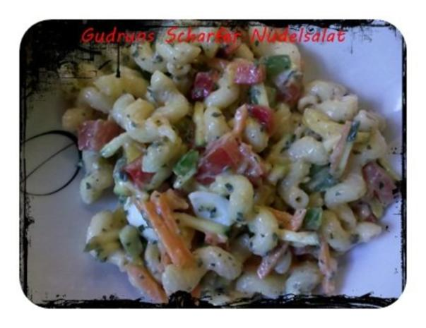 Salat: Scharfer Nudelsalat - Rezept - Bild Nr. 13
