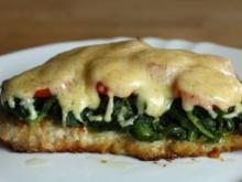 Überbackene Schnitzel - Rezept